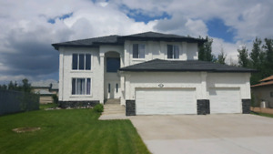 Beautiful house in Gibbons for rent