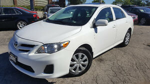 2013 Toyota Corolla CE Sedan - SUNROOF/BLUETOOTH/HTD SEATS! Kitchener / Waterloo Kitchener Area image 1