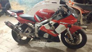 Three Yamaha R6's $2800