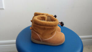 New Baby Boots Size 5