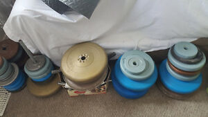 Weights (over 300 lbs), Mat & Accessories