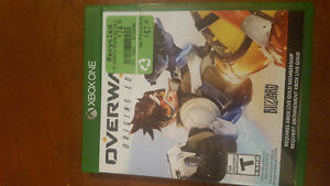 selling used overwatch for xbox one