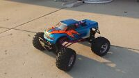 Monster Truck - HPI Savage SS 4.6 Big Block rc - Remote Control