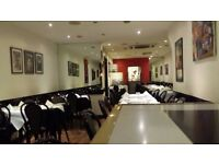Indian Restaurant for Sale in Ealing | Call Now: 07403420911