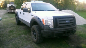 09 F-150 XLT Supercrew  Trades? MUST SELL!!