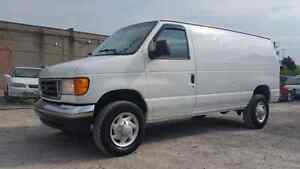 2004 Ford E350 Diesel Certified & Etested Ready to go $5500