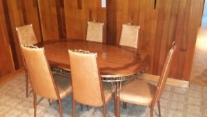 Retro Dining Set