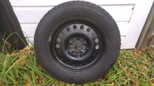 """New Snow Tire Package for Equinox 17"""""""