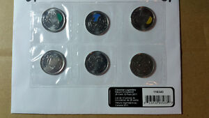 Crosby, Ovechkin, Phaneuf Rookie coin set, Pokemon coins... Kitchener / Waterloo Kitchener Area image 4