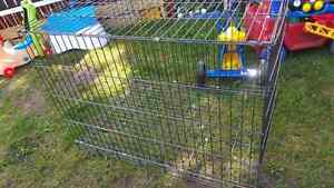 collapsible large kennel