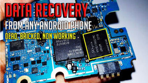 Iphone / Android Data Recovery 100 % Guaranteed NO FIX NO FEE