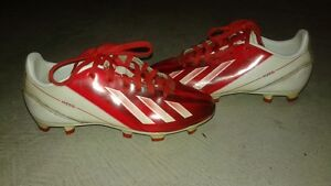 Boys Adidas soccer cleats Kitchener / Waterloo Kitchener Area image 1