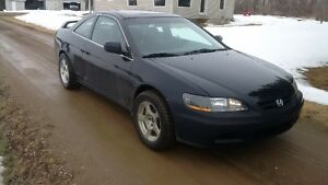 REDUCED!! 2002 Honda Accord Coupe (2 door)