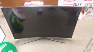 Samsung curved 49inch smart tv 2180p