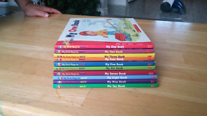 My first steps to reading and math
