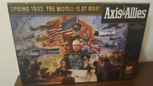 Axis & Allies Spring 1942 World War || Avalon Hill Strategy Game
