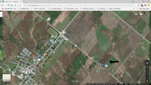 50 ACRE LAND FOR SALE  HIGHWAY 10 MELANCTHON,ON