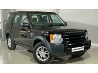 2007 Land Rover Discovery 3 2.7 TD V6 GS 5dr SUV Diesel Automatic