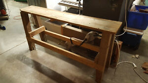Wooden Lathe Stand London Ontario image 1