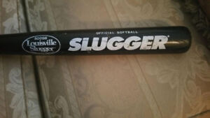 Louisville Slugger Softball Bat