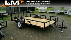 Looking for 6'x10' single axle utility trailer in good condition