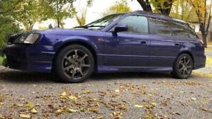 98 Subaru Legacy GTB