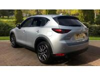 2018 Mazda CX-5 2.2d Sport Nav 5dr Manual Diesel Estate