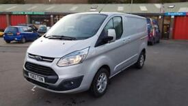Ford Transit Custom 270 Limited Lr Pv DIESEL MANUAL 2013/63
