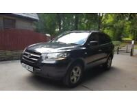 HYUNDAI SANTA FE 2.2CRTD ( 7st ) AUTOMATIC GSI ***VERY LOW MILEAGE + HISTORY ***