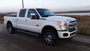 **REDUCED**2015 Ford F-350 Platinum Pickup Truck