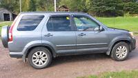 2005 Honda CR-V SUV, Crossover