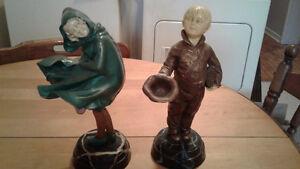 Vintage Statues Figurines