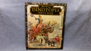 Dinotopia Pop-Up Book & Post Cards,James Gurney 1993