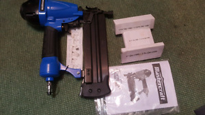 Brand NEW! 3 in 1 Mastercraft Stapler Gun