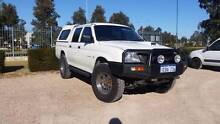 2005 Mitsubishi Duelcab Triton Ute 4x4 2.8 Turbo Diesel Jindalee Wanneroo Area Preview