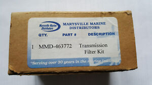 ZF63 IV Hurth Transmission filters (2)