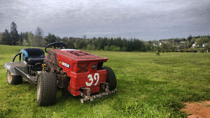 free pick up of your old lawnmower