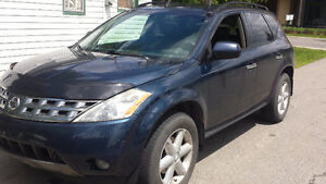 2005 Nissan Murano SUV, Automatic, AWD, Clean, No Rust