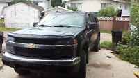 2008 Chevrolet Colorado LS w/ TOPPER CANOPY and TOOLBOX