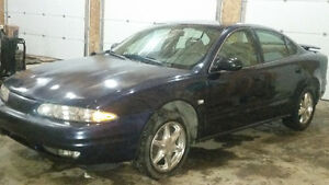 2004 Oldsmobile Alero GL Sedan