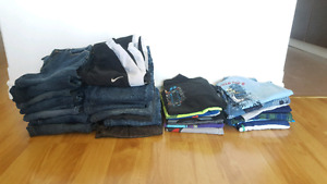 Boys clothing lot - size 12