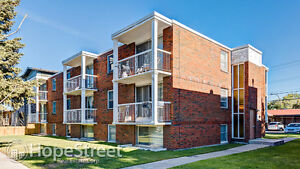 1 Bedroom Apartment by SAIT - Free iPad with 12 month lease