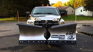 Snowdogg Snowplows for Sale - Financing available for Snow Plows Kitchener / Waterloo Kitchener Area image 2