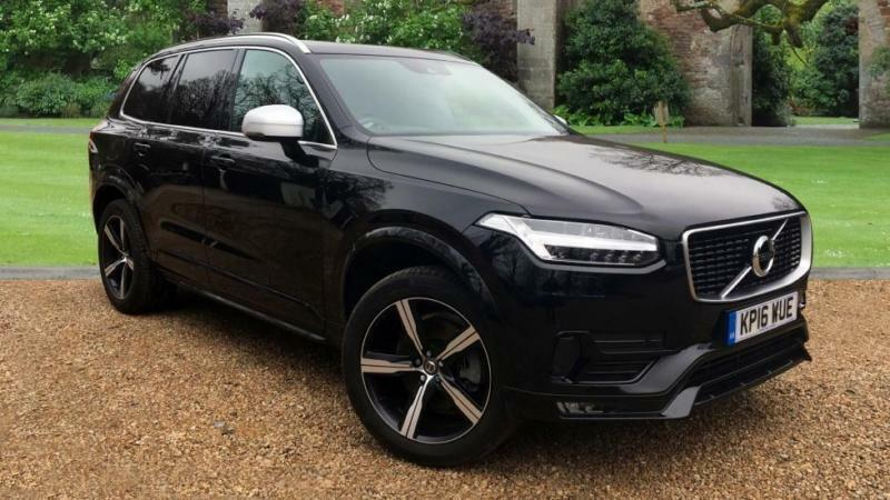 2016 volvo xc90 2 0 d5 r design 5dr awd geartr automatic. Black Bedroom Furniture Sets. Home Design Ideas
