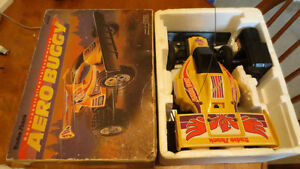 Vintage Radio Shack RC Car Aero Buggy w/ Box