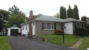 house for sale with huge mid-city lot in Chatham Ontario
