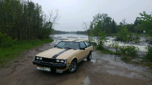 1981 Toyota Celica GT5( trades welcome)
