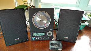 TEAC Micro Hi-Fi System CD-X10i High Quality Ipod Compatible