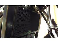 Honda NC750 S&X R&G radiator guard