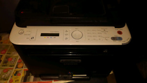 Samsung CLX 3185FW for parts, or simply parts